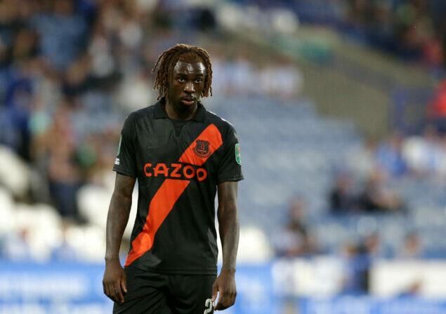Juventusov pregovarački ugovor za Moisea Keana 1