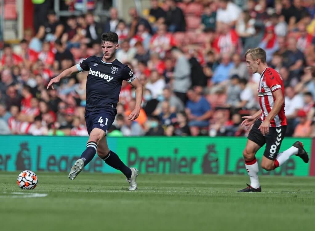 Manchester City želi sljedećeg ljeta potpisati ugovor s Declanom Riceom 1