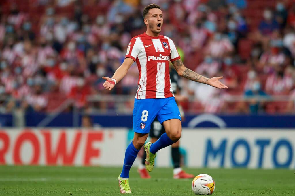 Veznjak Atletico Madrida Saul Niguez odlučio protiv poteza Chelseaja 1